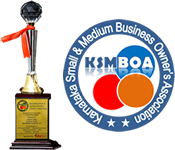SME Excellence Award in Innovation - KSMBOA - 2015